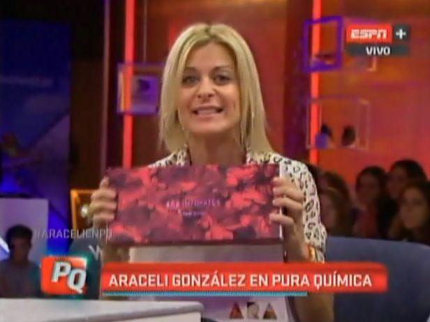 El divertido regalo amuleto de Araceli González a Eugenia Tobal para conseguir novio