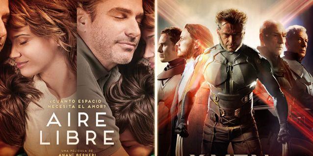Llegó al cine el esperado X-MEN y la película de Leo Sbaraglia y Celeste Cid