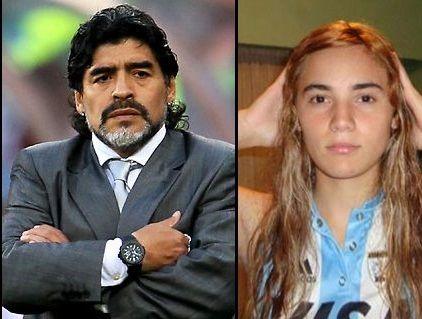 Diego Maradona vs Rocío Oliva: No me voy a bancar que me trate de borracho
