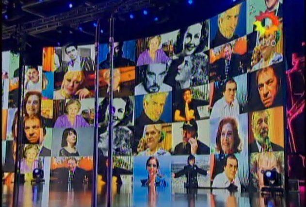 Martín Fierro 2014: El gran homenaje de la televisión a los artistas que se fueron