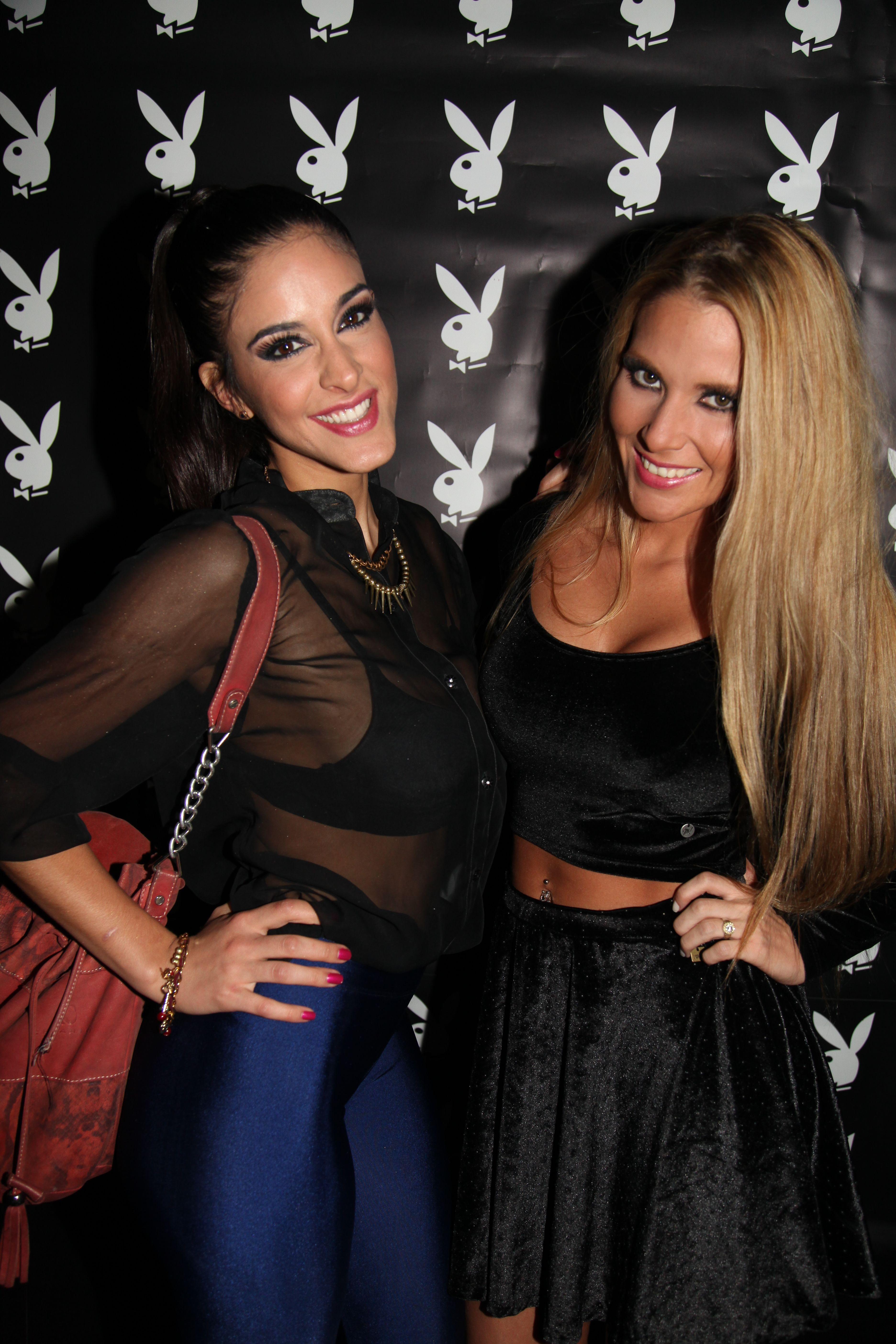 La fiesta caliente de Playboy en Argentina