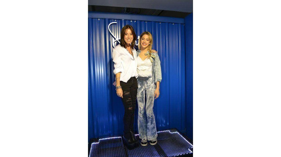 Después de la polémica, Lali Espósito y Tini Violetta Stoessel se cruzaron en un evento