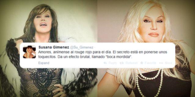 Después de pasear por Nueva York y Miami, Susana volvió a Twitter con tips de moda