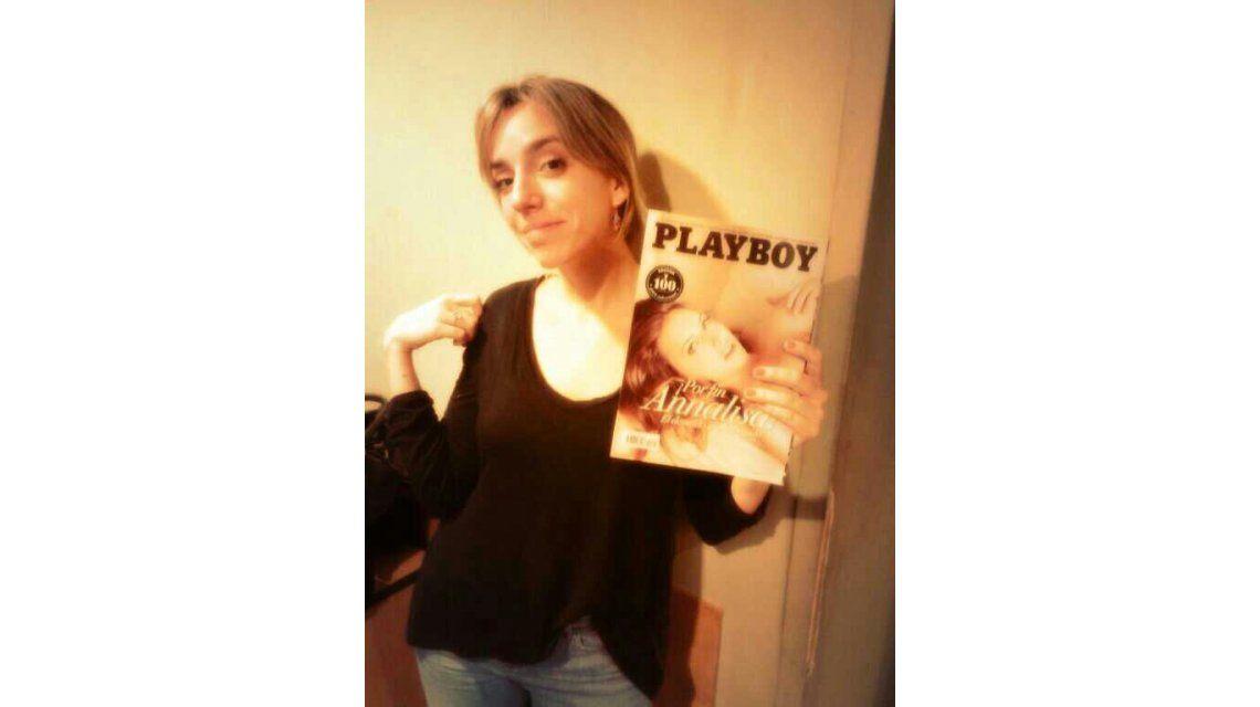 Le piden permiso a Roberto Pettinato para que su hija pose para Playboy