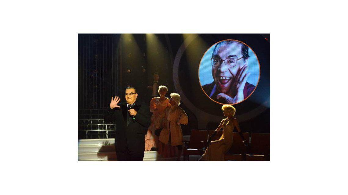 Con una genial imitación de Enrique Pinti, Miguel Ángel Rodríguez triunfó en la gala