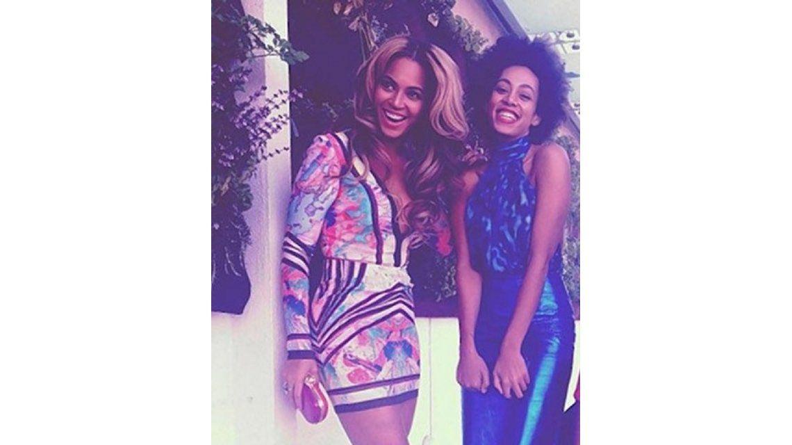 La feroz pelea entre la hermana de Beyoncé y su marido en un ascensor