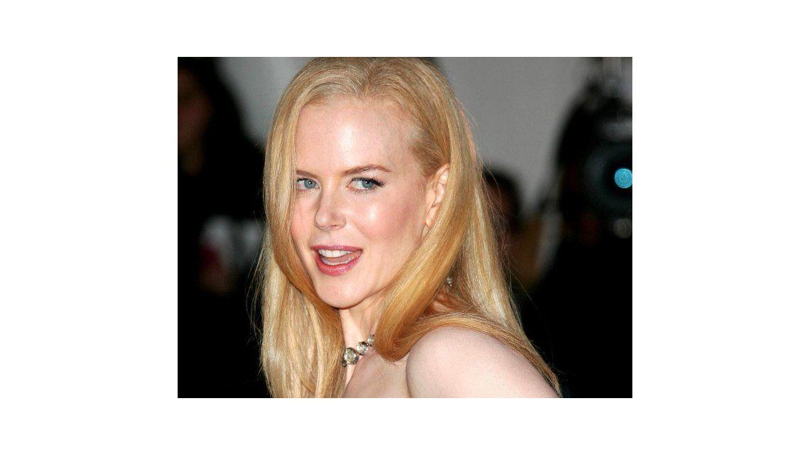 El secreto de Nicole Kidman: no ve a sus hijos y la acusan de mala madre
