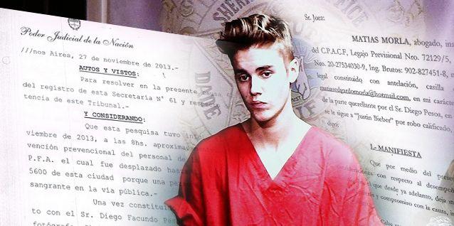 Otro escándalo de Justin Bieber, esta vez en Canadá