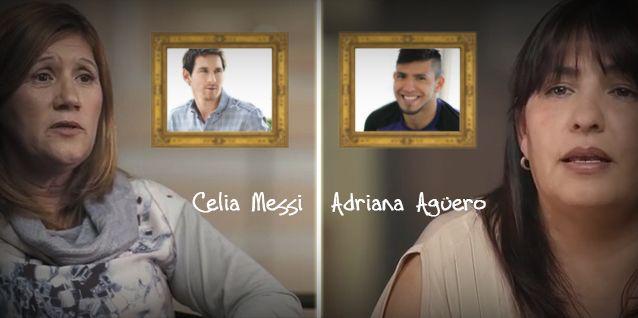 Las mamás de Lionel Messi y el Kun Agüero revelaron intimidades de los jugadores durante su niñez