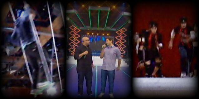 Así comenzó Combate, el reality de canal 9 con Fierita Catalano y Thiago Batistuta