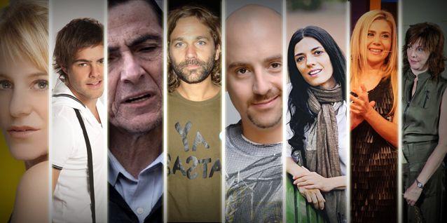Garzón, Politti, Lanzani, Pauls, Rosetto y Mazer para la nueva obra de Muscari