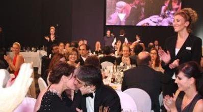 ¿Qué cenarán los famosos en la noche más importante de la televisión argentina?