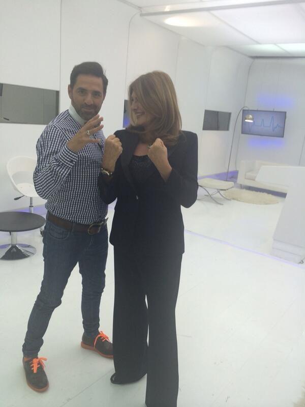 La vuelta de Mariano Iúdica a la tele de la mano de Jorge Rial en el primer Pulsaciones