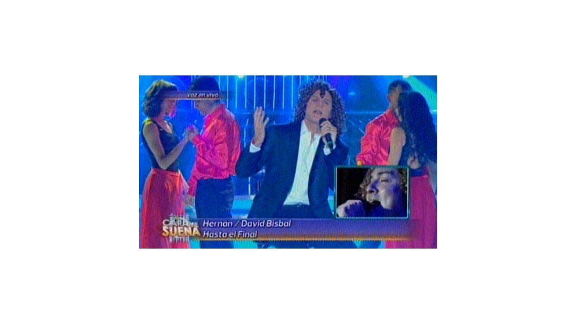 El emotivo homenaje a Gustavo Cerati Tu cara me suena, con Zeta Bosio