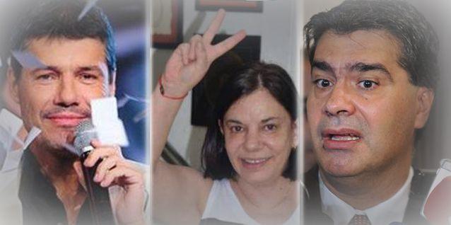 Sandra Mendoza, la mujer de Jorge Capitanich, reemplazará a Norma Pons en el Bailando 2014