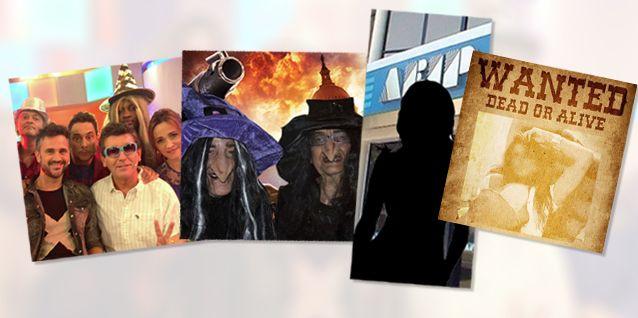 Guerra de brujas; buscada por morosa y escándalo con mediática en la AFIP