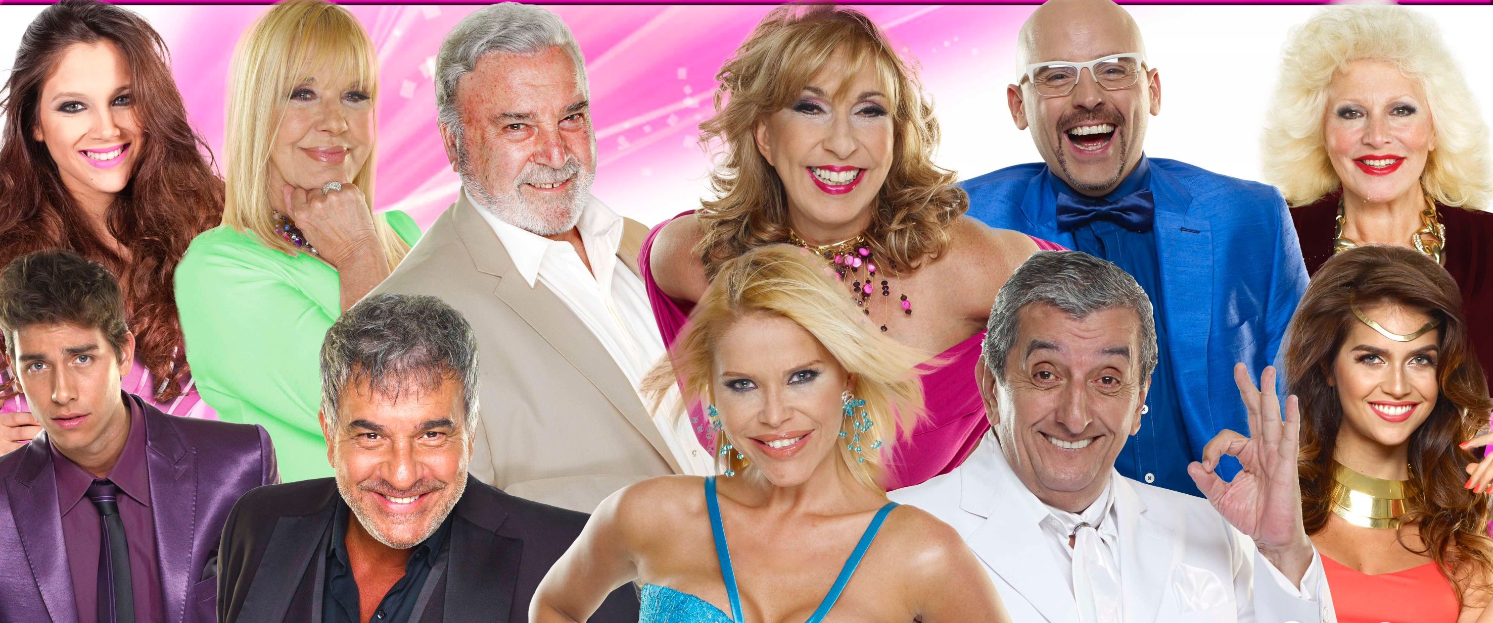 Vuelven Los locos Grimaldi, con Nazarena Vélez en el escenario