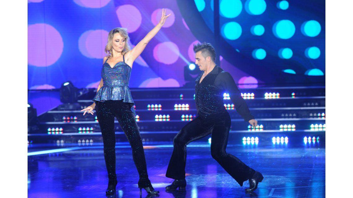 Evelyn Von Brocke bailó horrible en su debut