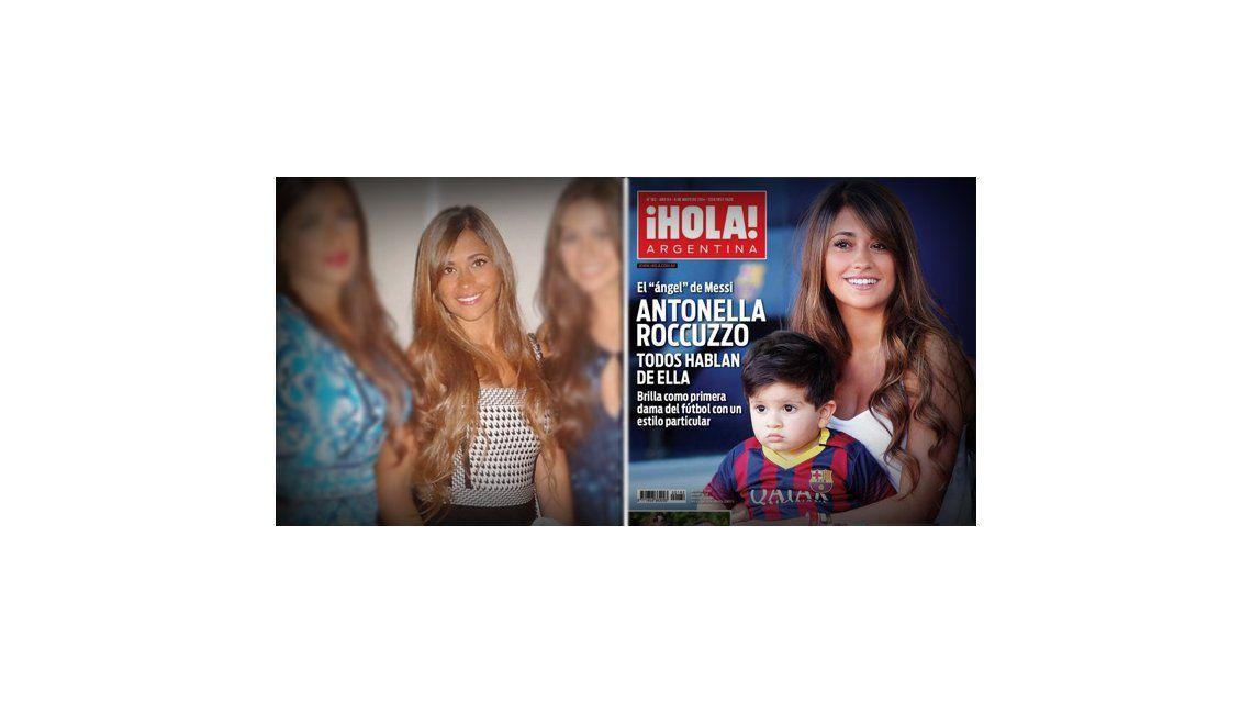 Antonella Roccuzzo, la mujer de Lionel Messi: la preferida de los europeos