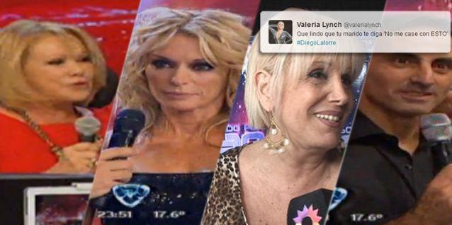 Diego Latorre se mimetizó con su mujer, Yanina, y se pelea con todo el mundo