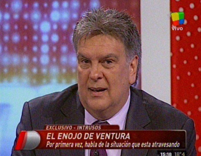 Luis Ventura: Las fotos de Jazmín de Grazia había que publicarlas