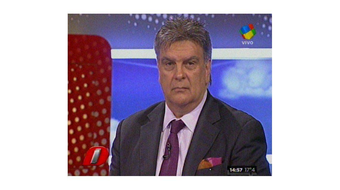 Luis Ventura: No voy a hablar, que cada uno se haga responsable de lo que dice