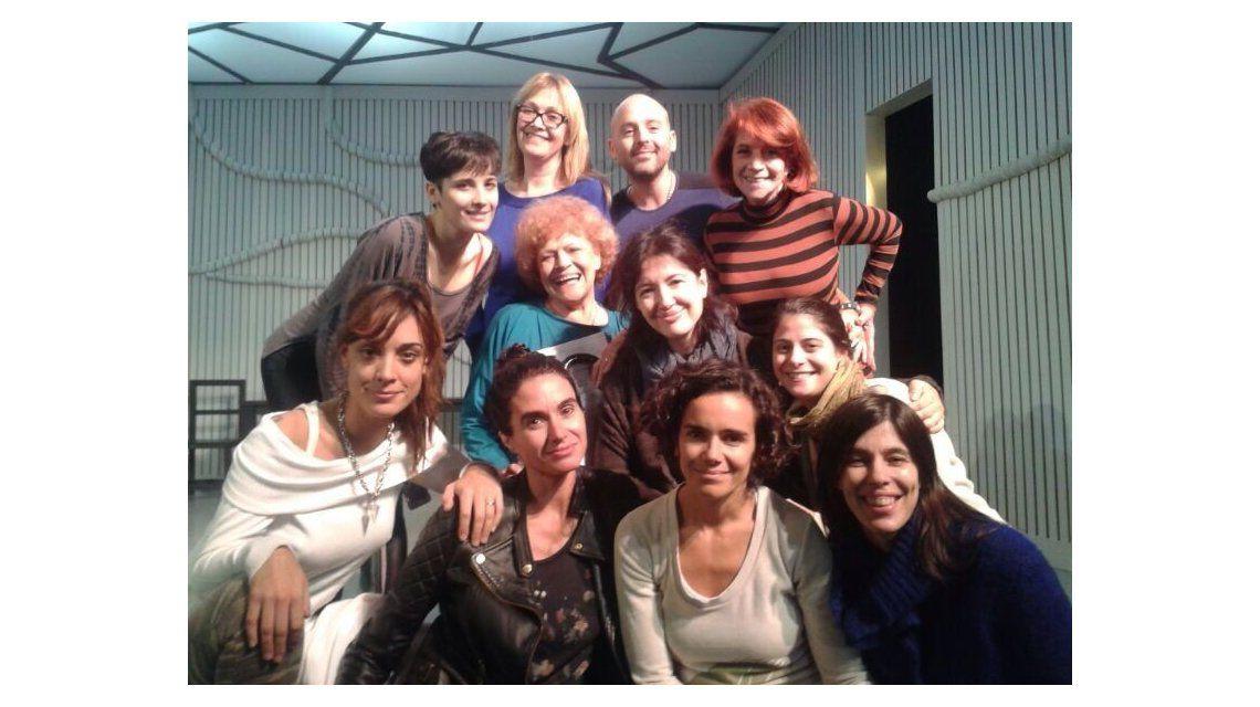 María Rosa Fugazot ya ensaya en La casa de Bernarda Alba en lugar de Norma Pons