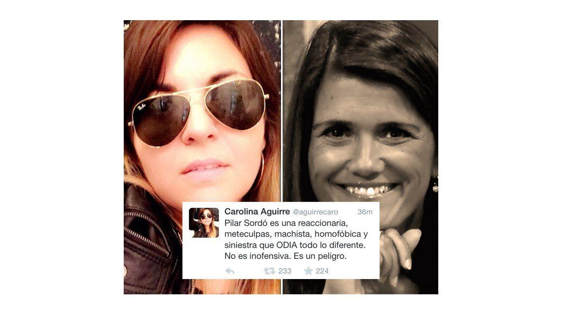 La autora de Guapas vs. Pilar Sordo: es homofóbica y machista