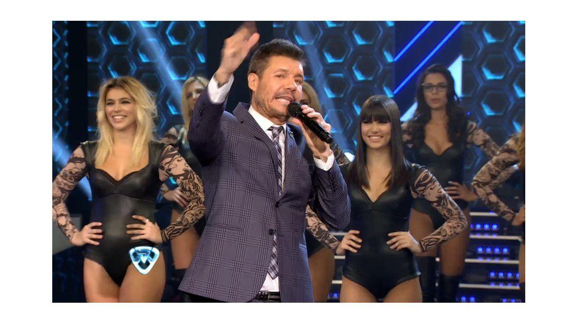 El descargo de Tinelli en Showmatch por los bozales legales de Carmen Barbieri y Telefe