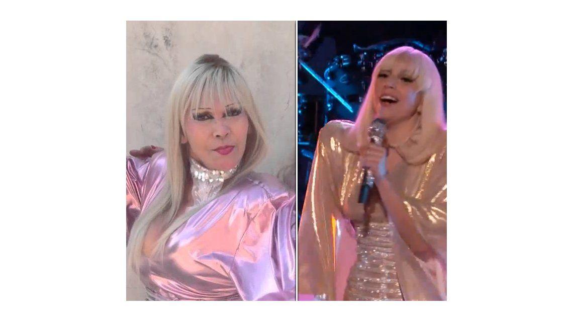 La Tigresa del Oriente no para: ahora lanzó su cover de un hit de Lady Gaga