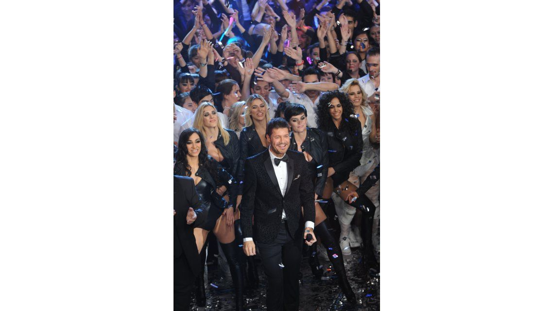 Las imágenes del regreso de Showmatch: los mejores momentos de la noche