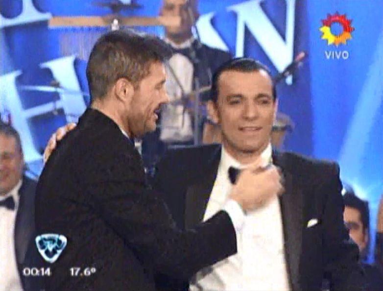 El final de ShowMatch contó con un espectacular musical de Martín Bossi