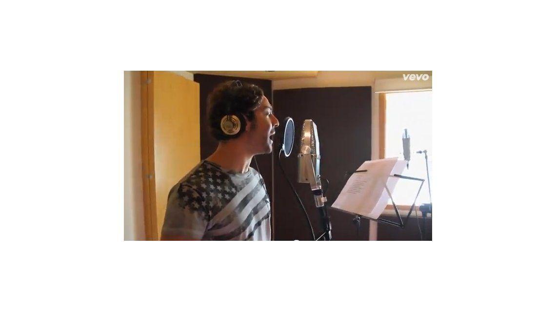 Esta es la canción de Showmatch 2014, grabada por David Bisbal