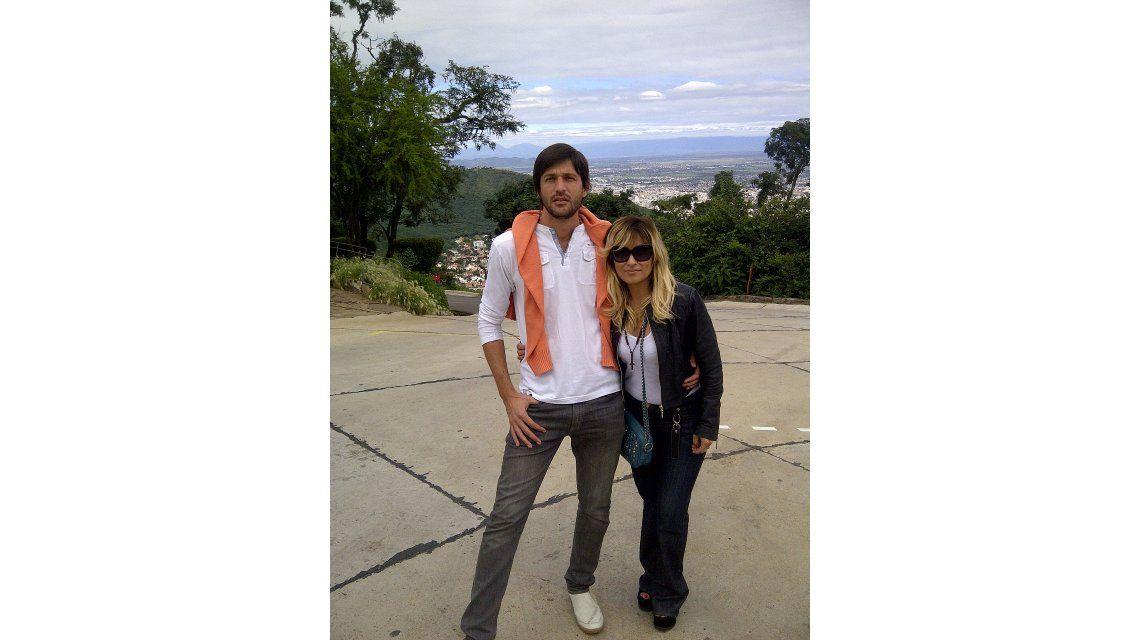 Marcela Tauro, enamorada en Salta: Con José Luis me siento como una reina