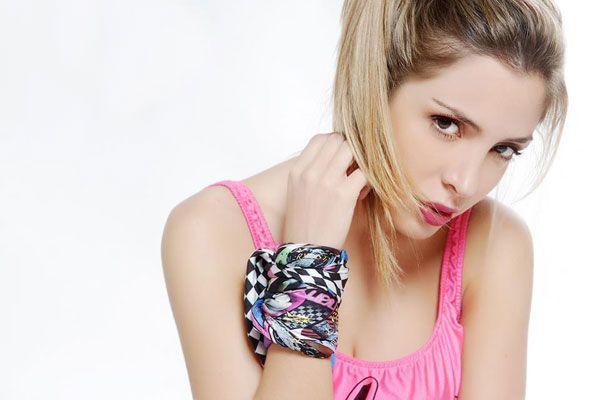 Un mal momento para Luly Drozdek, fue víctima de un secuestro virtual