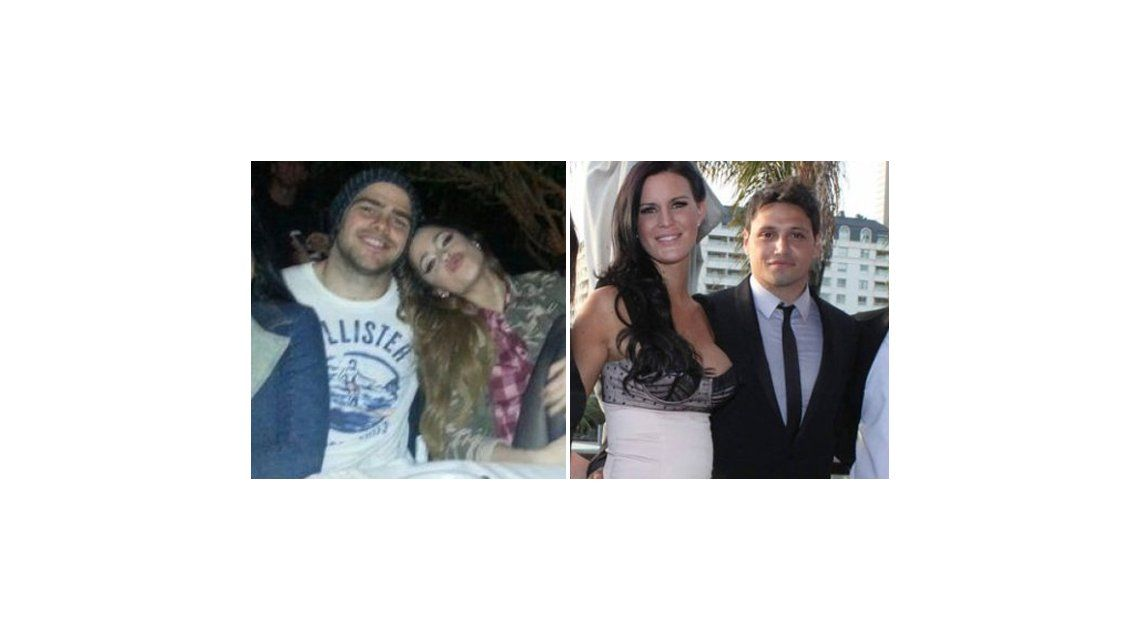 Parejas en crisis: Violetta y Peter Lanzani; Mauro Zárate y Natalie Weber, ¿Separados?