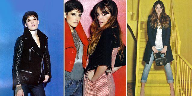 Herederas: la sensual producción de las hijas de Cathy Fulop y Araceli