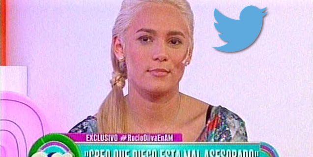 El mundo contra Rocío Oliva: la mataron en las redes sociales