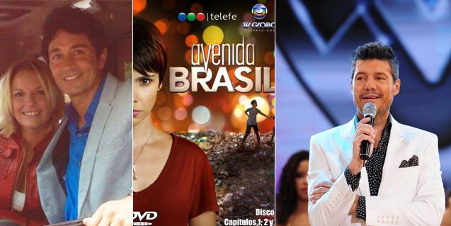 Avenida Brasil y Camino al amor, las armas secretas para enfrentar a Showmatch