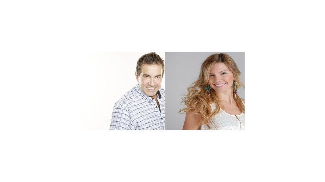 Diego Pérez y Sofía Zamolo: la dupla de Sábado Show para la pantalla de canal 9