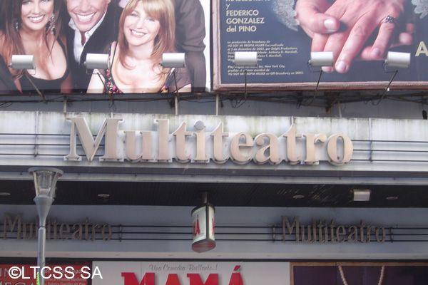 El Multiteatro tuvo su semana record de espectadores a 13 años de su inauguración