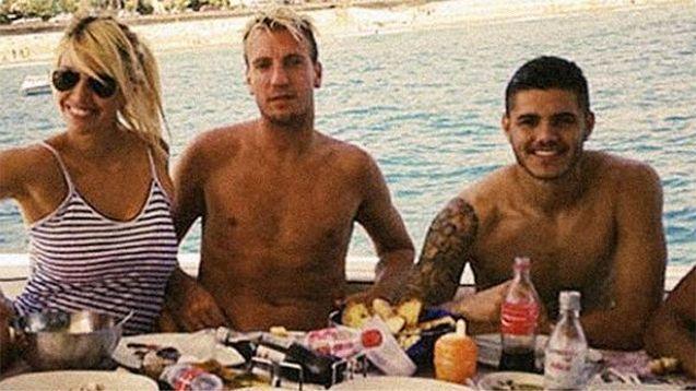¿Icardi metió la pata? La prueba del engaño de Wanda Nara a Maxi López