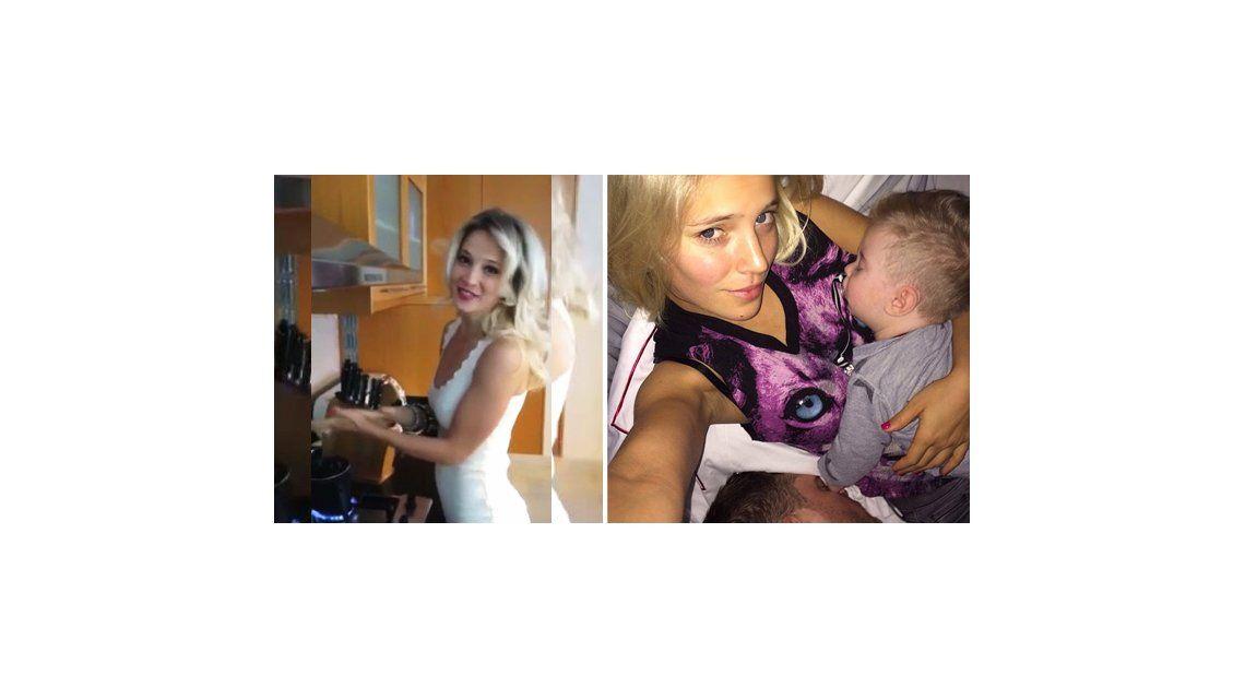 Luisana Lopilato entre el trabajo y la crianza de Noah, su hijo con Michael Bublé