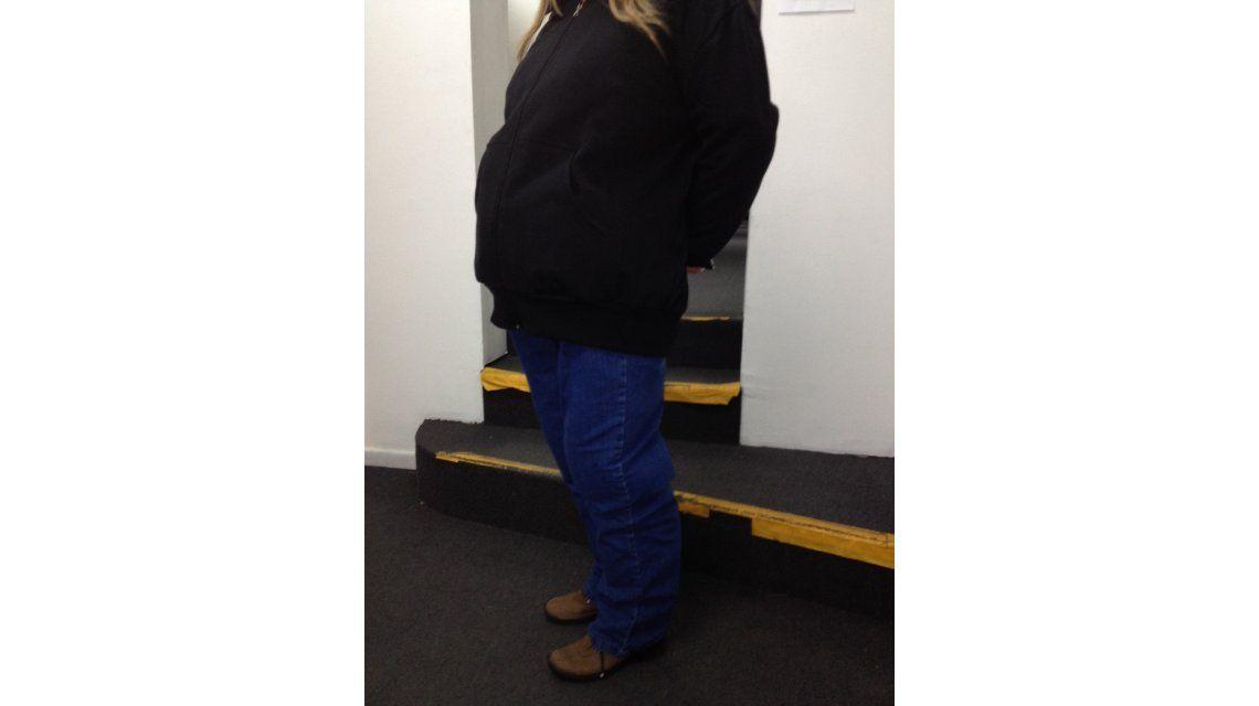 Claribel Medina fue obesa por un día