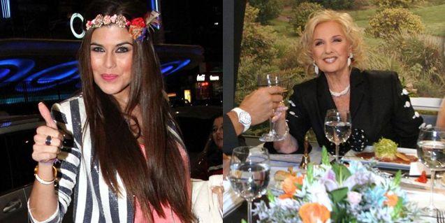 Loly Antoniale, tras la crisis con Jorge Rial, rompe el silencio el sábado en lo de Mirtha Legrand