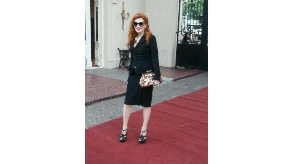 Nacha Guevara: Es difícil que yo deje de ser lo que soy por un programa de TV