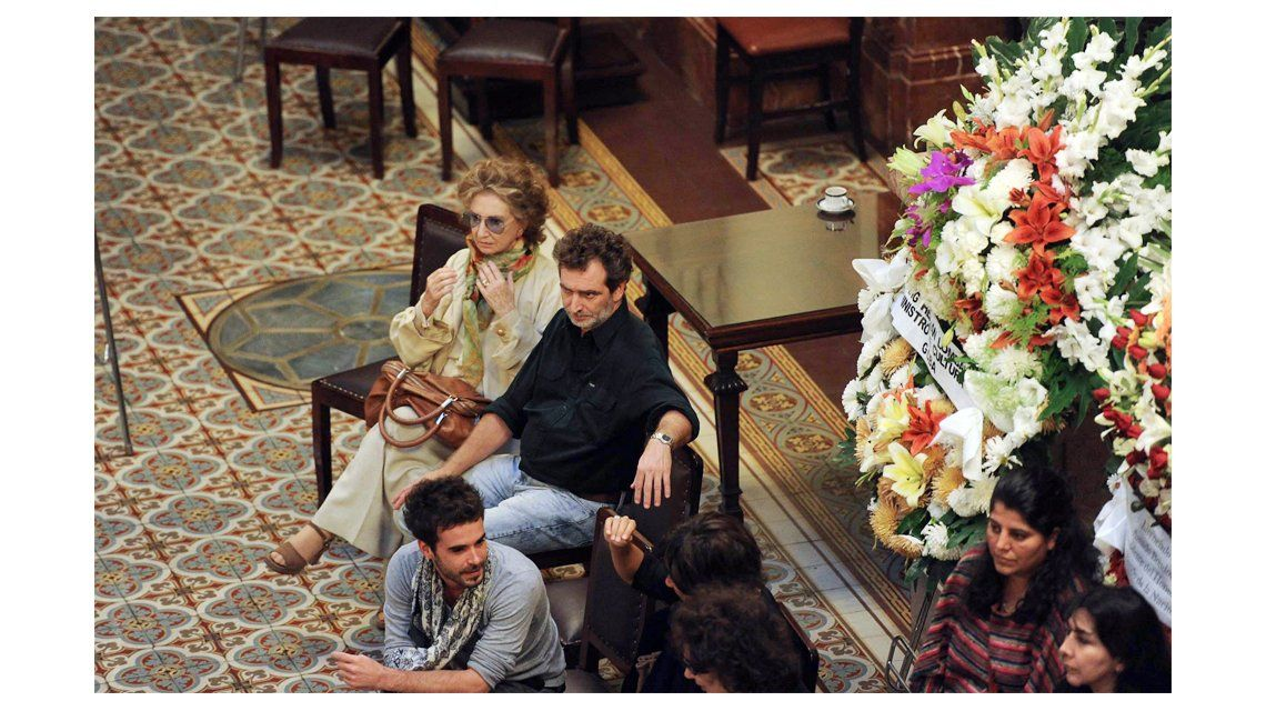 El último adiós a Alfredo Alcón
