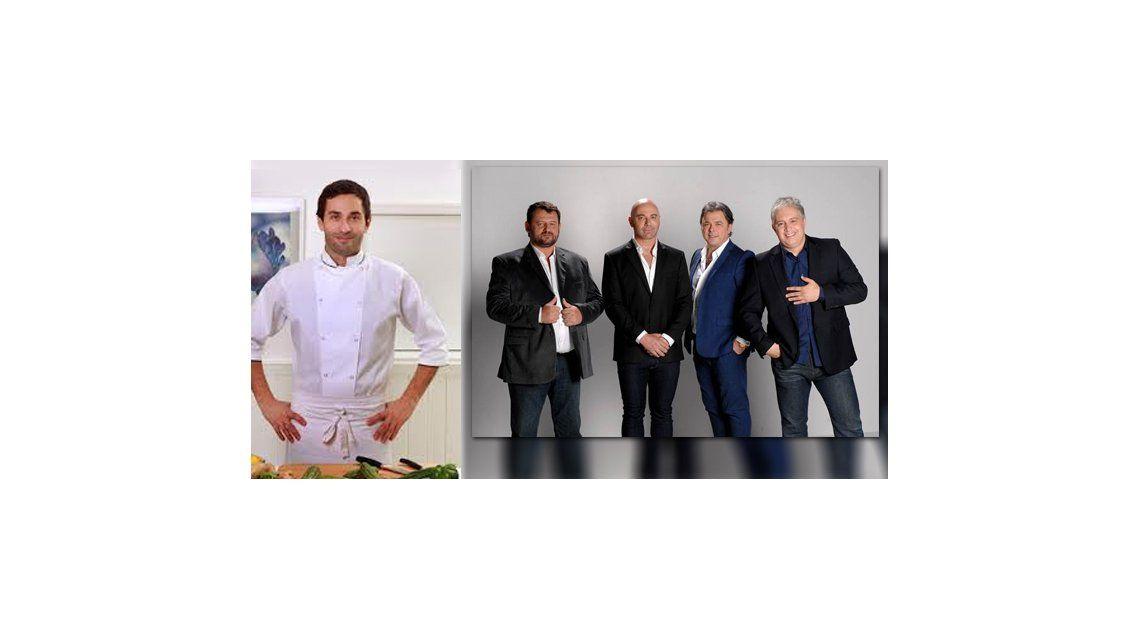 La guerra de las cucharas: Coco Carreño destrozó a los cocineros de Master Chef