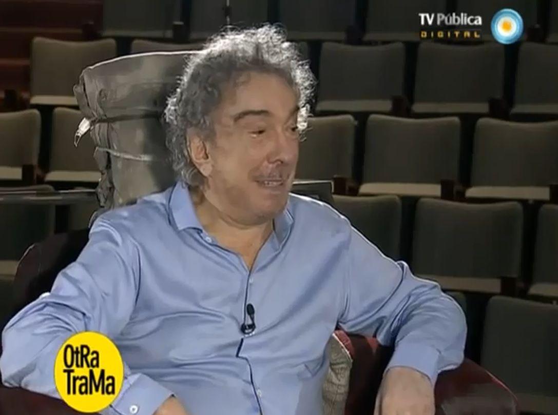 La última entrevista a Alfredo Alcón