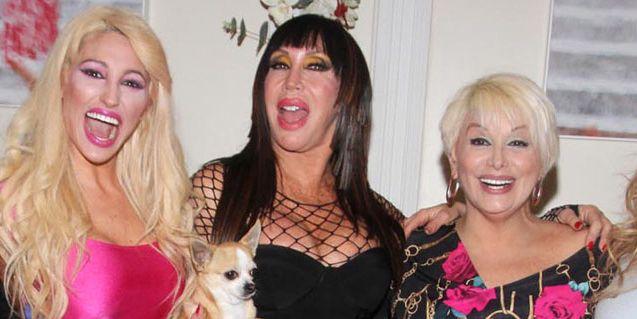 Vicky Xipolitakis desató un escándalo: Carmen odia a Moria; ellas se odian